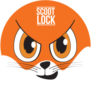 Fox-Scoot-Lock-Label