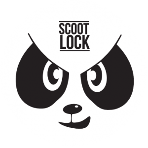 Panda-Scoot-Lock-Label