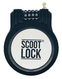Black Scoot Lock