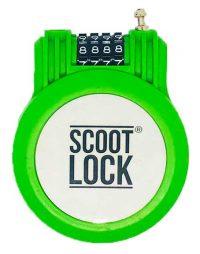 Green Scoot Lock