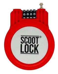 Red Scoot Lock