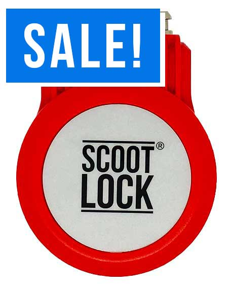 Scoot Lock - Scooter protection for all 2